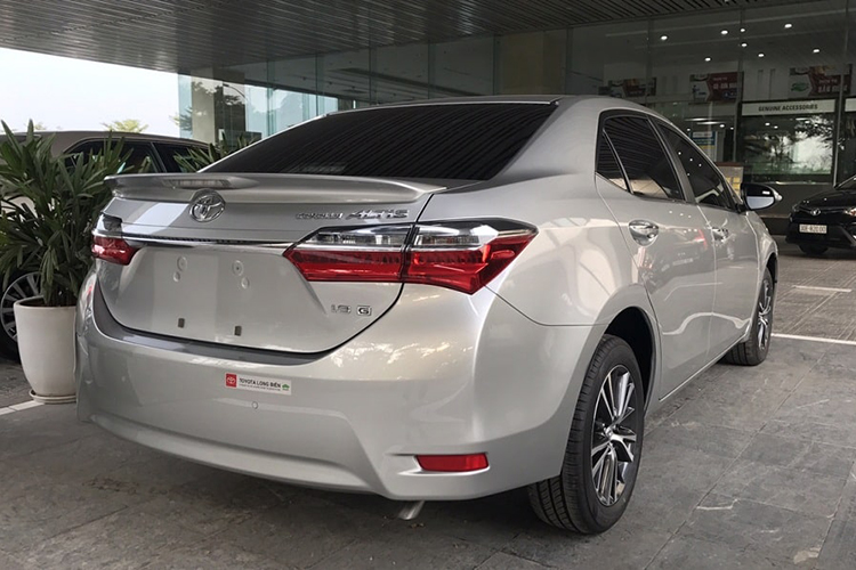 Toyota Corolla Altis 2020 khoang 700 trieu dong tai Viet Nam?-Hinh-7