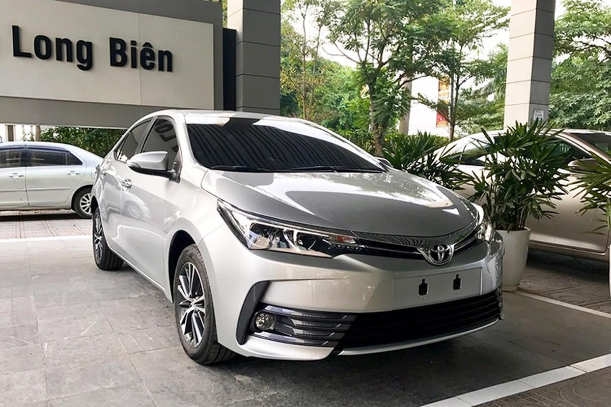 Toyota Corolla Altis 2020 khoang 700 trieu dong tai Viet Nam?-Hinh-8