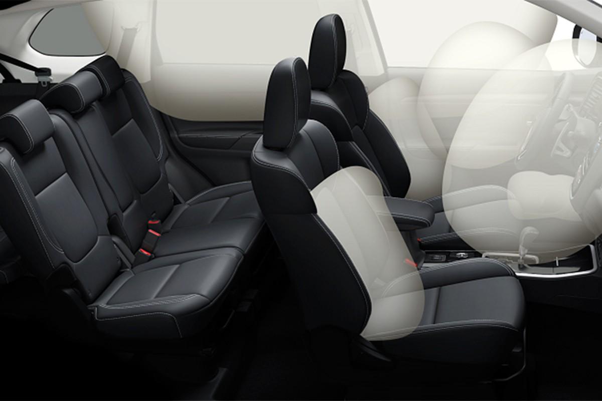 Mitsubishi Outlander 2020 dat nhat, giam 42 trieu tai Viet Nam-Hinh-8