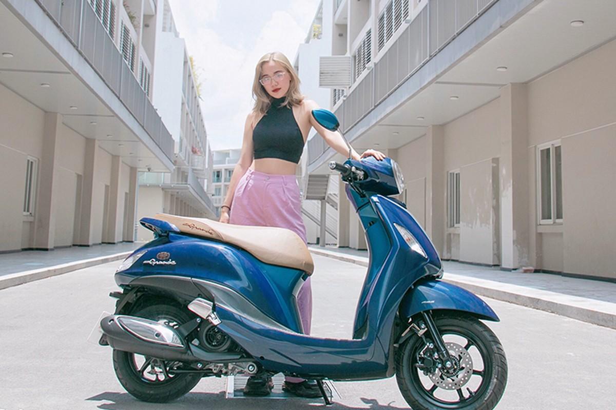 Yamaha Grande co xung danh xe ga tiet kiem nhat Viet Nam?-Hinh-10