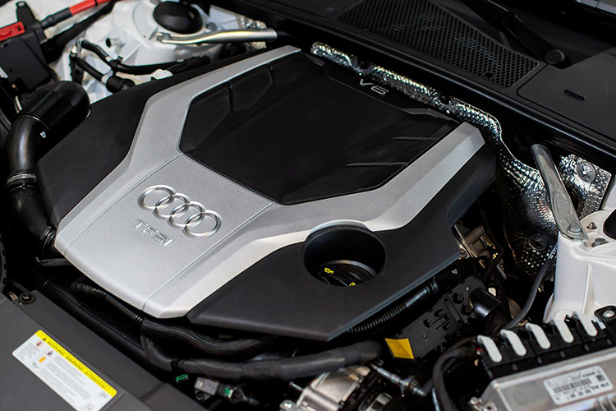Can canh xe sang Audi A7 Sportback 2020 moi tai Viet Nam-Hinh-10