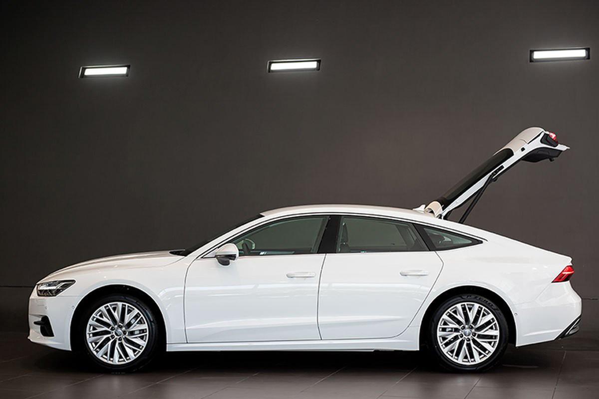 Can canh xe sang Audi A7 Sportback 2020 moi tai Viet Nam-Hinh-11