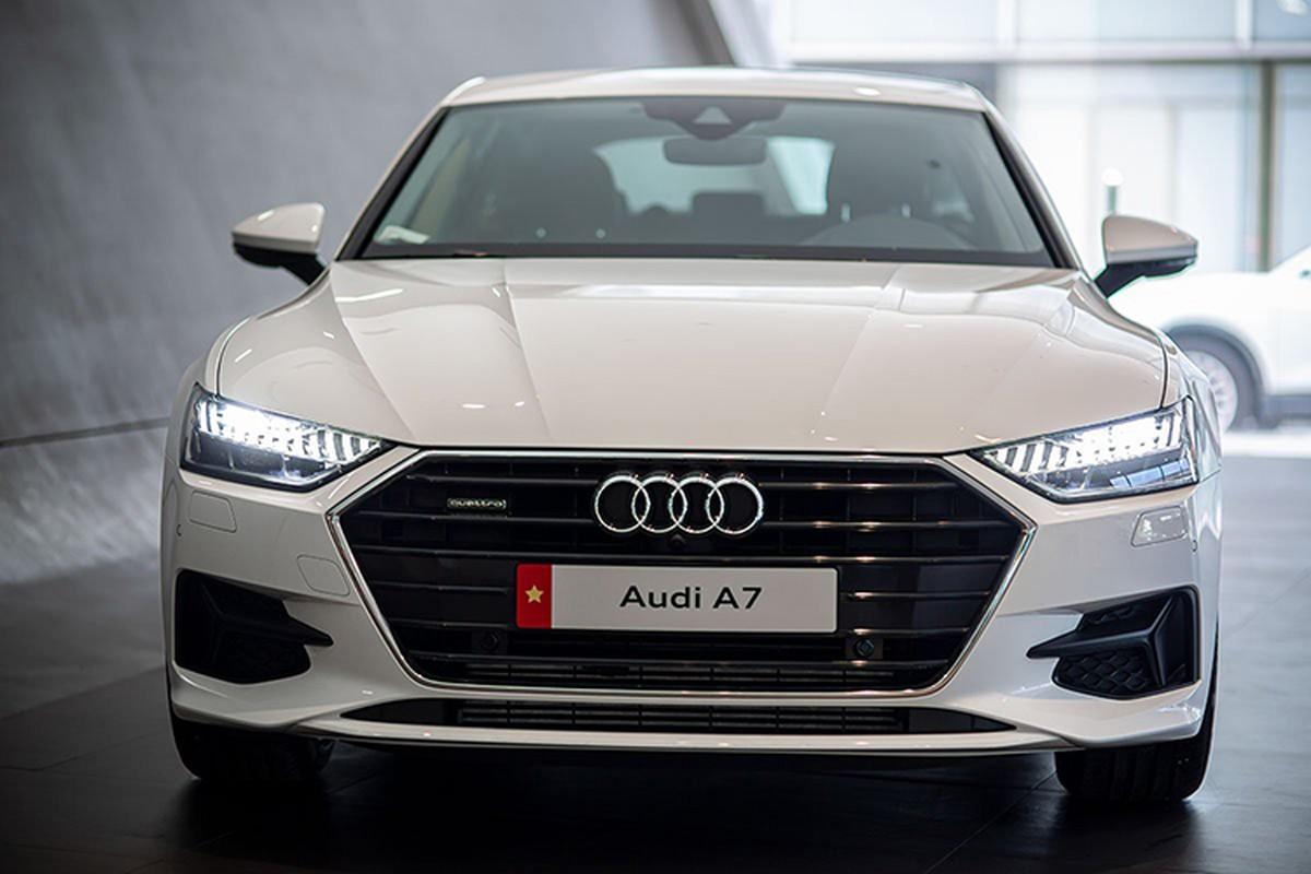 Can canh xe sang Audi A7 Sportback 2020 moi tai Viet Nam-Hinh-3