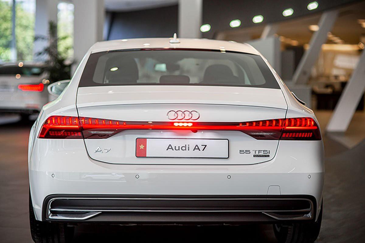 Can canh xe sang Audi A7 Sportback 2020 moi tai Viet Nam-Hinh-4
