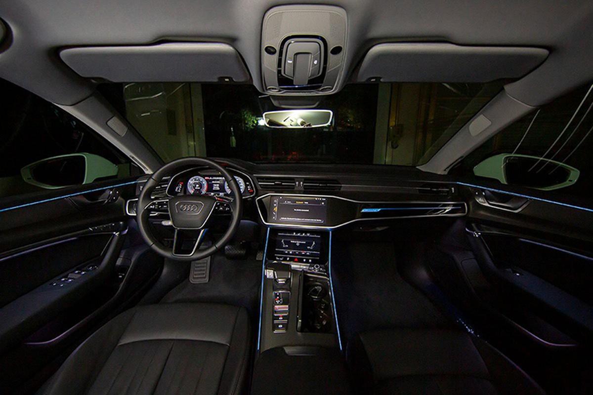 Can canh xe sang Audi A7 Sportback 2020 moi tai Viet Nam-Hinh-6