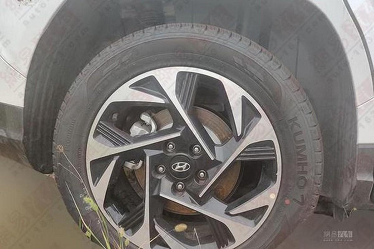 Hyundai Custo lo dien