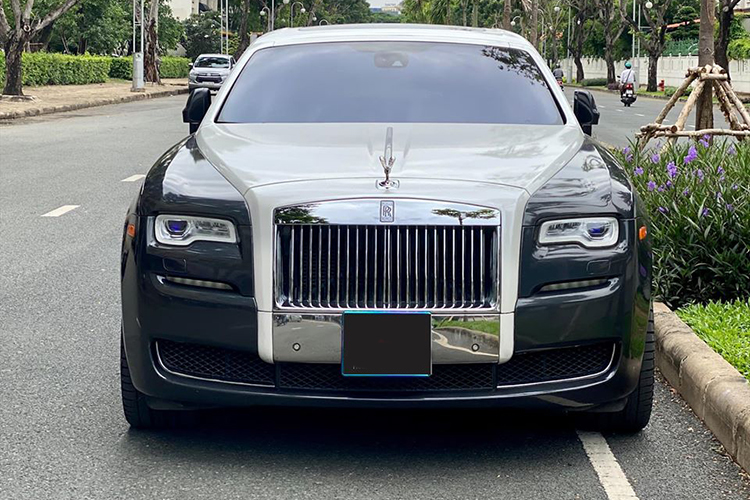 Can canh Rolls-Royce Ghost dung 9 nam hon 8 ty o Ha Noi-Hinh-3