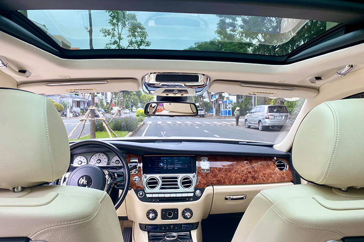 Can canh Rolls-Royce Ghost dung 9 nam hon 8 ty o Ha Noi-Hinh-6