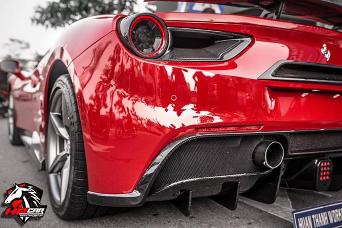 Ferrari 488 GTB bien