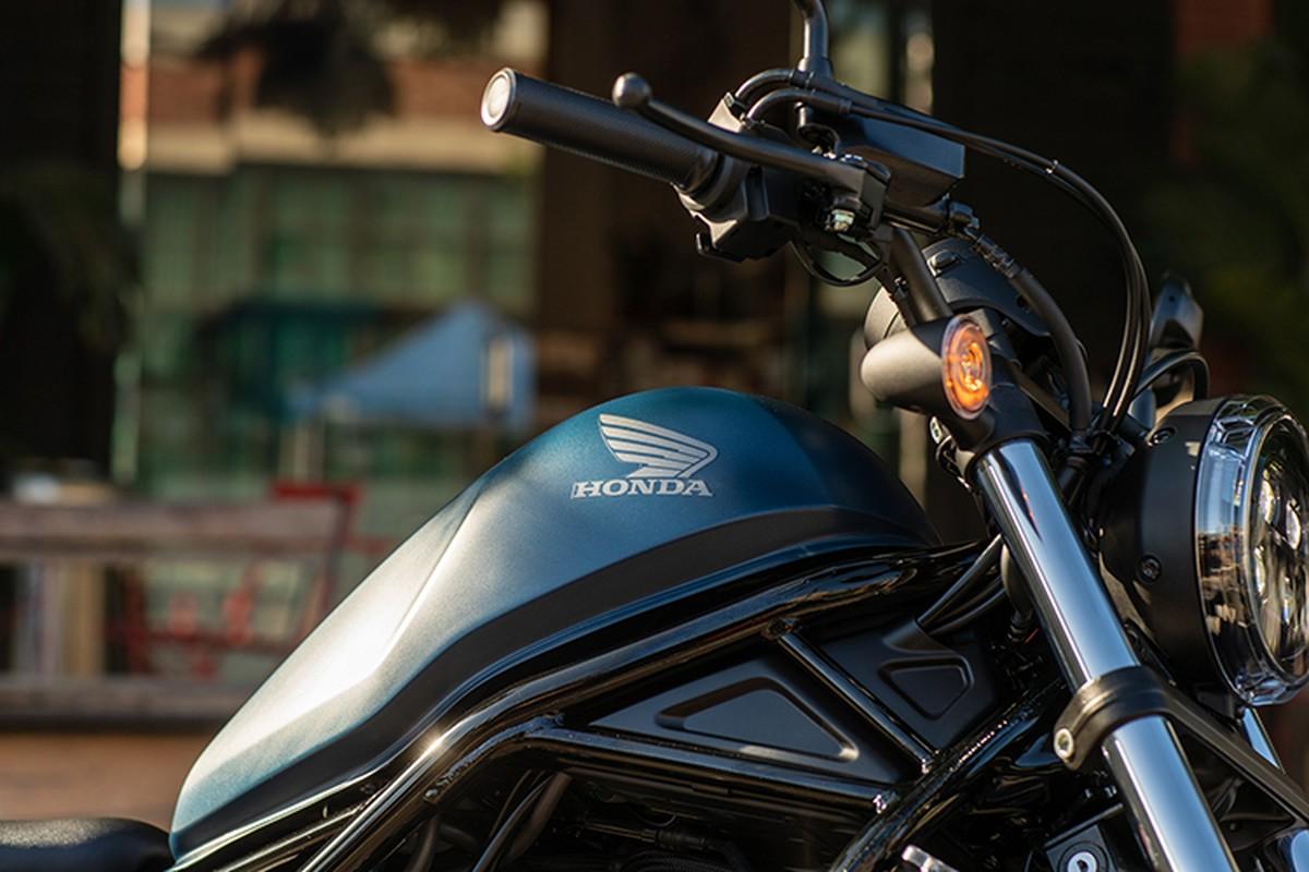 Chi tiet Honda Rebel 500 moi tu 180 trieu tai Viet Nam-Hinh-5
