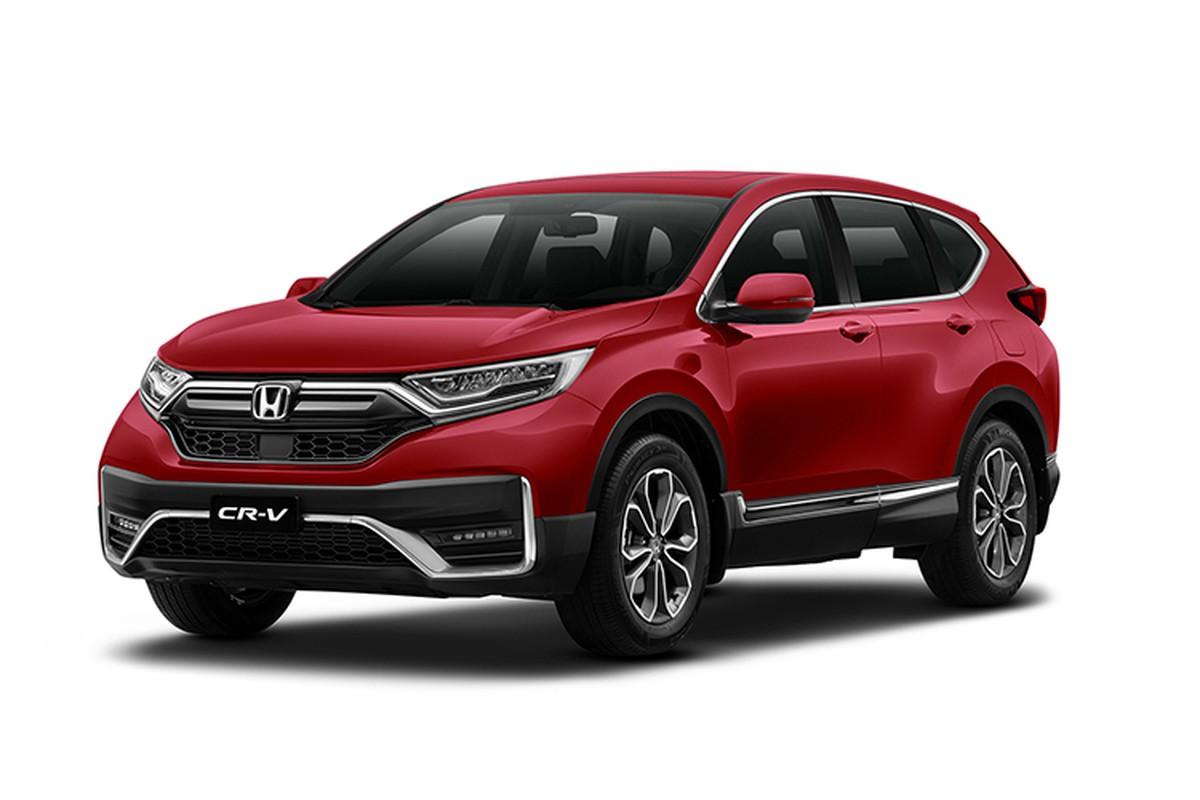 Chi tiet Honda CR-V 2020 mau moi, tang 5 trieu tai Viet Nam