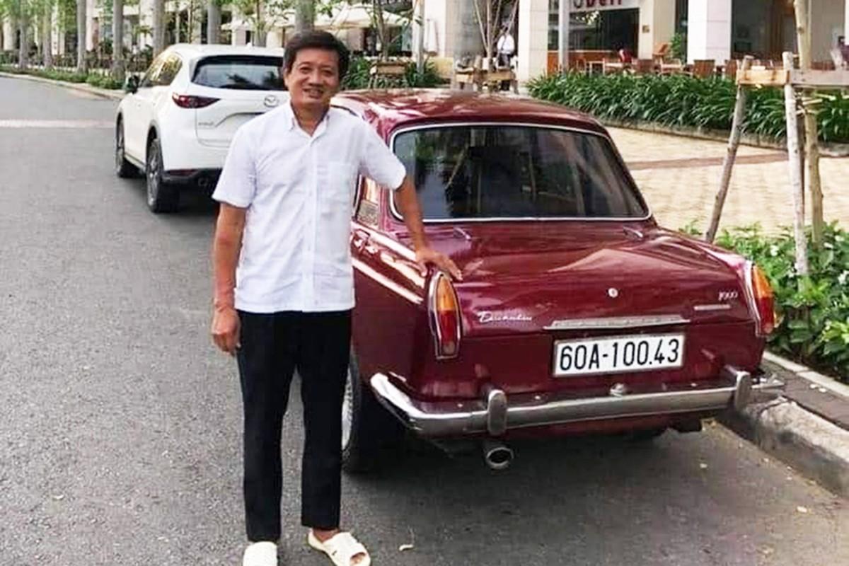 Xe Daihatsu doi co, tien ty cua ong Doan Ngoc Hai co gi?