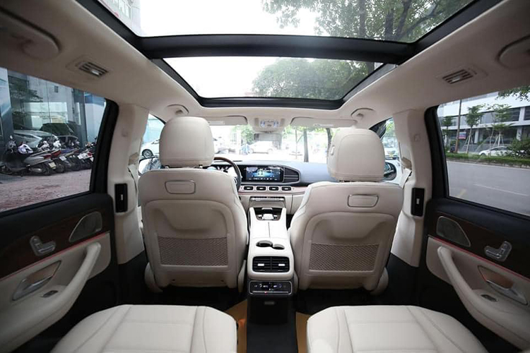 Can canh Mercedes-Benz GLS 450 nhap My, hon 6 ty o Ha Noi-Hinh-7