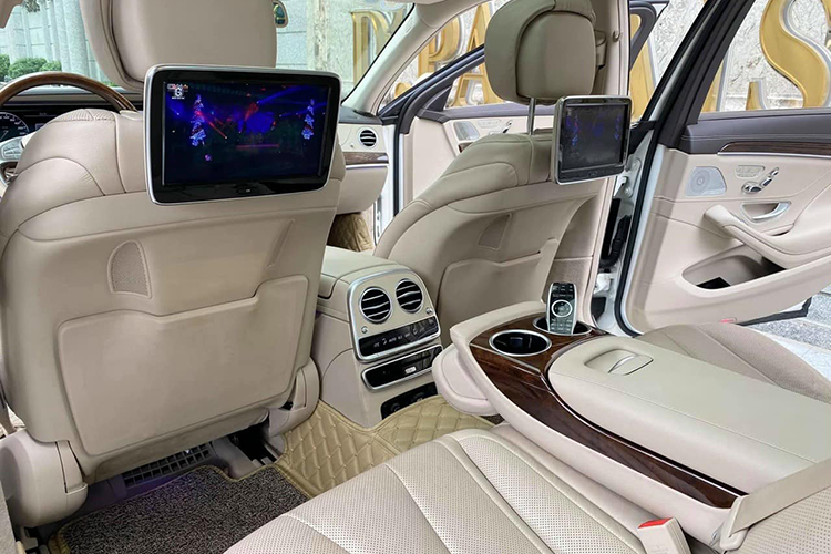 Mercedes-Benz S400 do sieu sang Maybach hon 2 ty o Ha Noi-Hinh-7