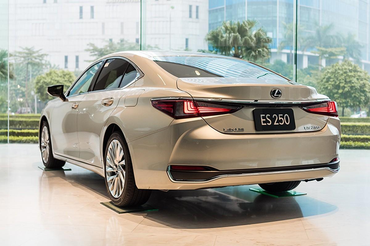 Can canh xe sang Lexus ES 2021 tu 2,54 ty tai Viet Nam-Hinh-10