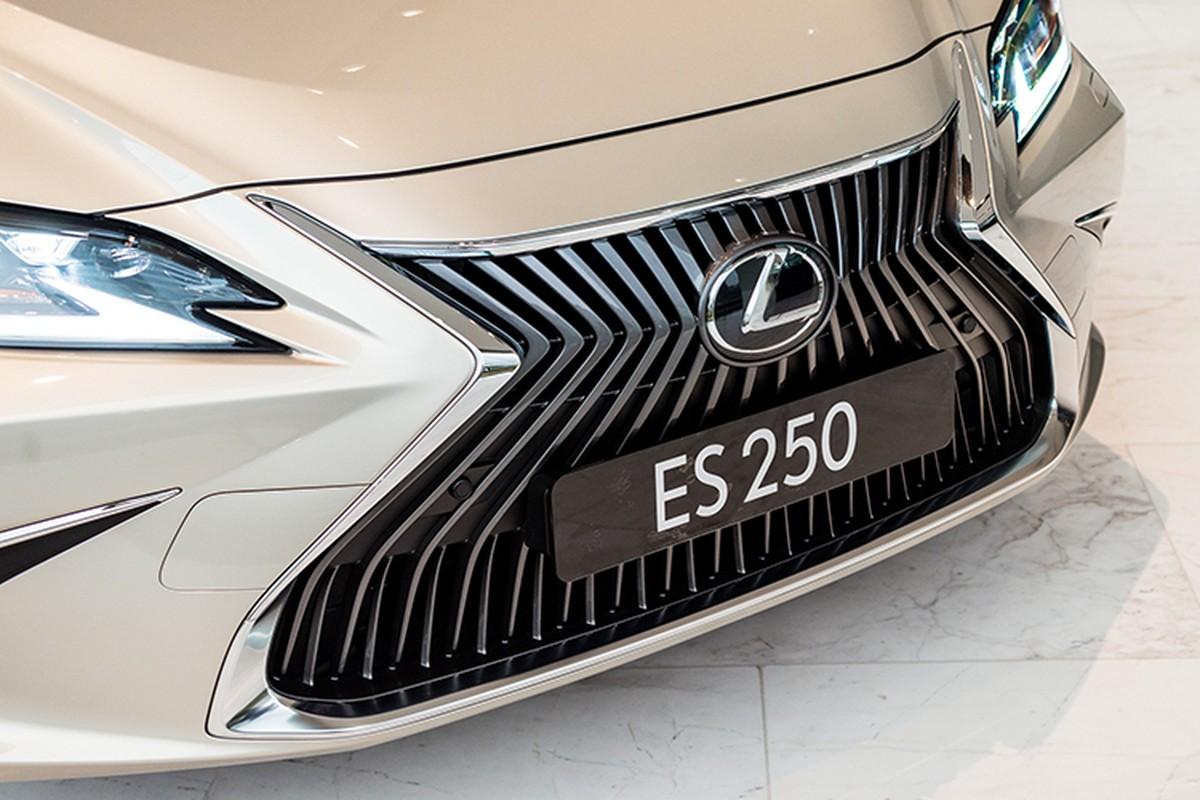 Can canh xe sang Lexus ES 2021 tu 2,54 ty tai Viet Nam-Hinh-3
