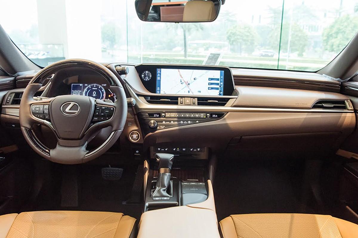 Can canh xe sang Lexus ES 2021 tu 2,54 ty tai Viet Nam-Hinh-6