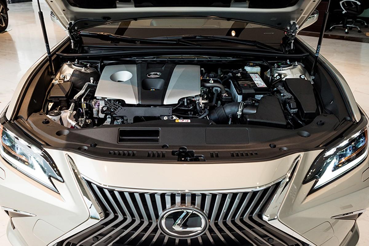 Can canh xe sang Lexus ES 2021 tu 2,54 ty tai Viet Nam-Hinh-9