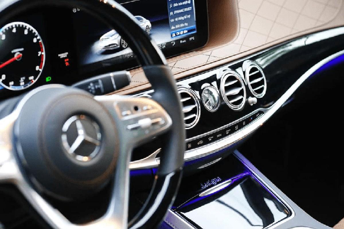 Hoa Minzy tau xe sang Mercedes-Benz S450L Luxury gan 5 ty dong-Hinh-4