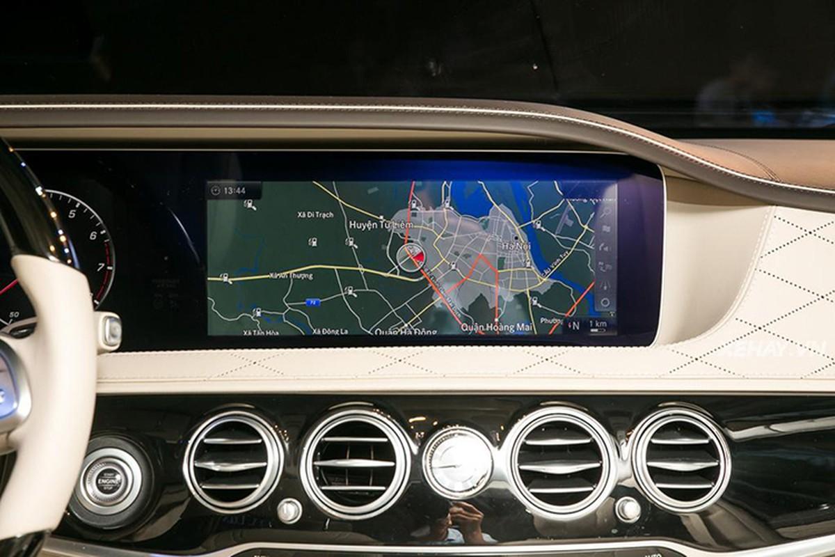 Hoa Minzy tau xe sang Mercedes-Benz S450L Luxury gan 5 ty dong-Hinh-5
