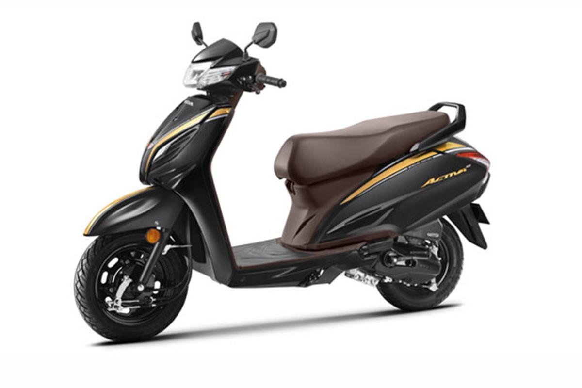 Xe ga Honda Activa 2021,
