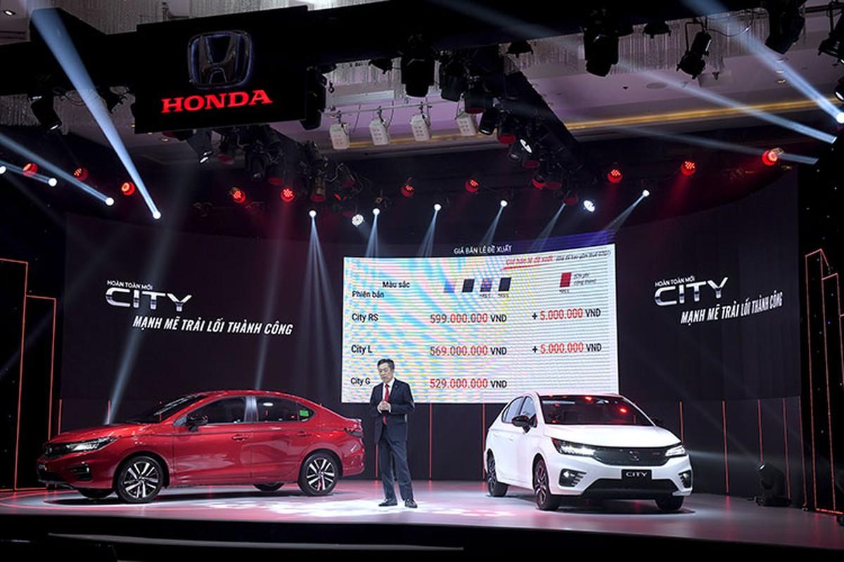 Honda City 2021 tai Viet Nam, cao nhat gan 600 trieu dong-Hinh-11