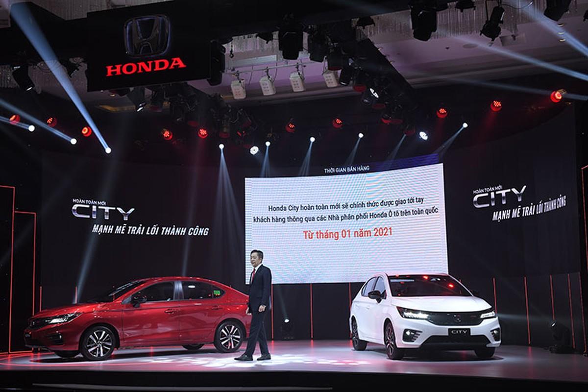 Honda City 2021 tai Viet Nam, cao nhat gan 600 trieu dong-Hinh-2