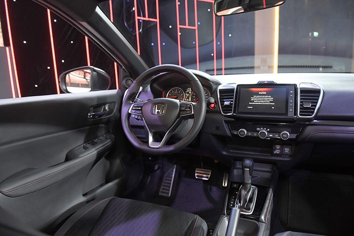 Honda City 2021 tai Viet Nam, cao nhat gan 600 trieu dong-Hinh-7