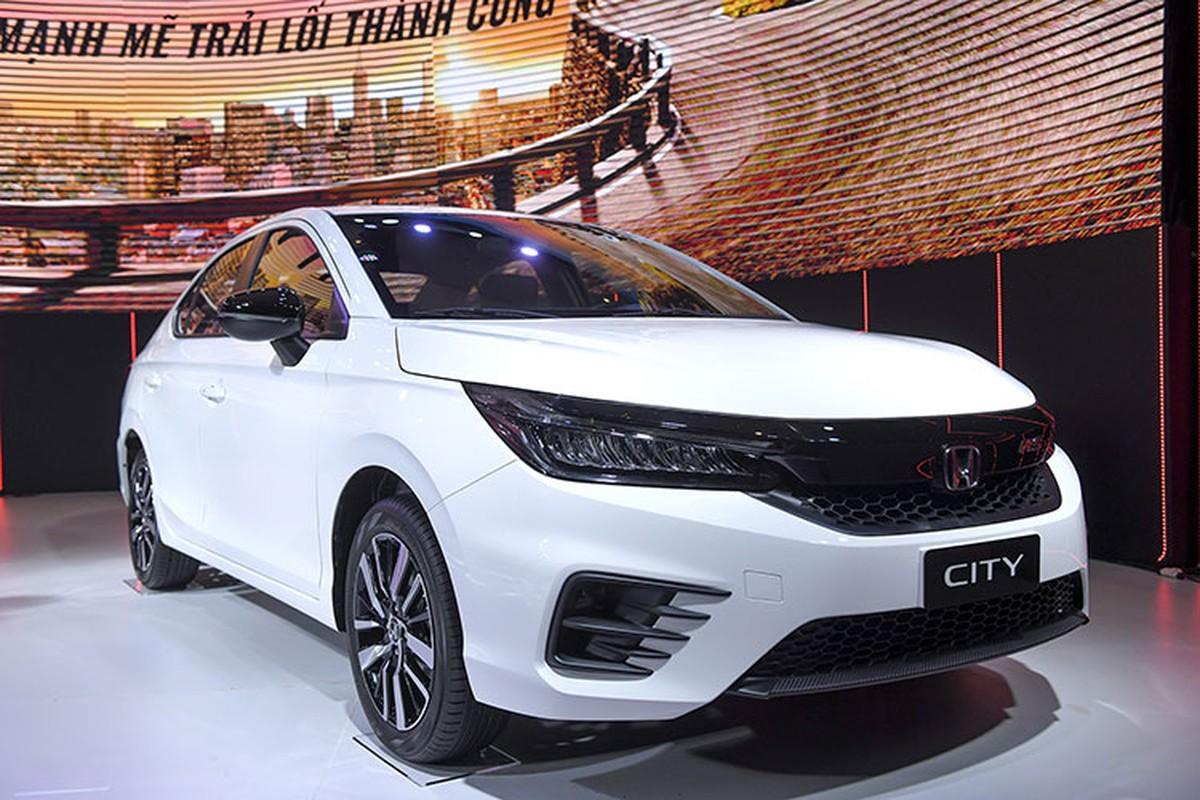 Honda City 2021 tai Viet Nam, cao nhat gan 600 trieu dong-Hinh-9