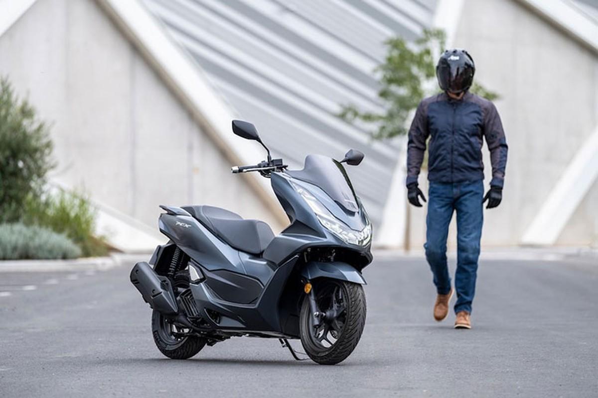 Honda PCX 160 2021 tu 90 trieu tai Nhat Ban, sap ve Viet Nam?-Hinh-9