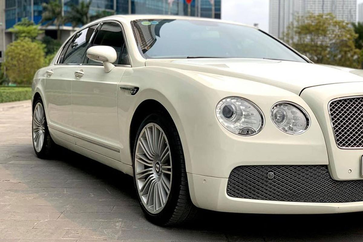 Chi tiet xe sieu sang Bentley Flying Spur chi 2,6 ty o Ha Noi-Hinh-3