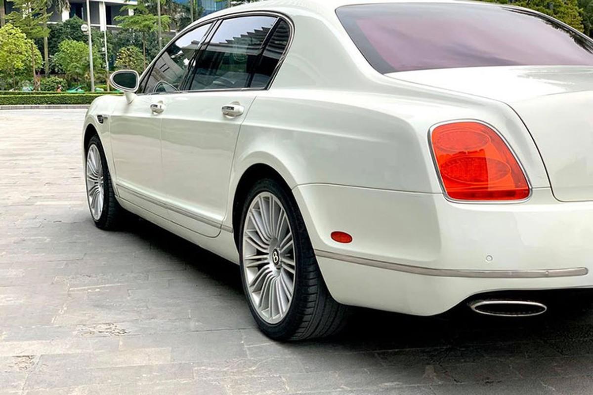 Chi tiet xe sieu sang Bentley Flying Spur chi 2,6 ty o Ha Noi-Hinh-5