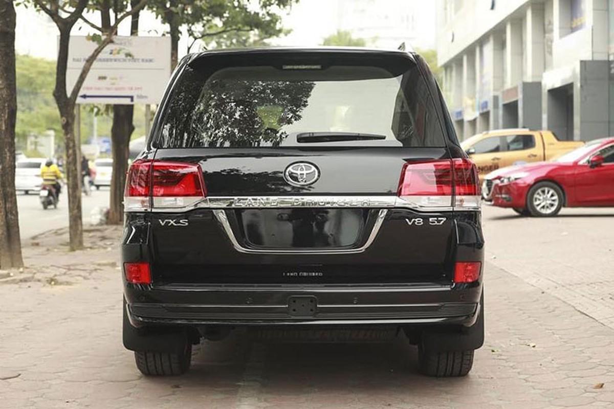Can canh Toyota Land Cruiser VXS 2021 hon 8 ty o Ha Noi-Hinh-4
