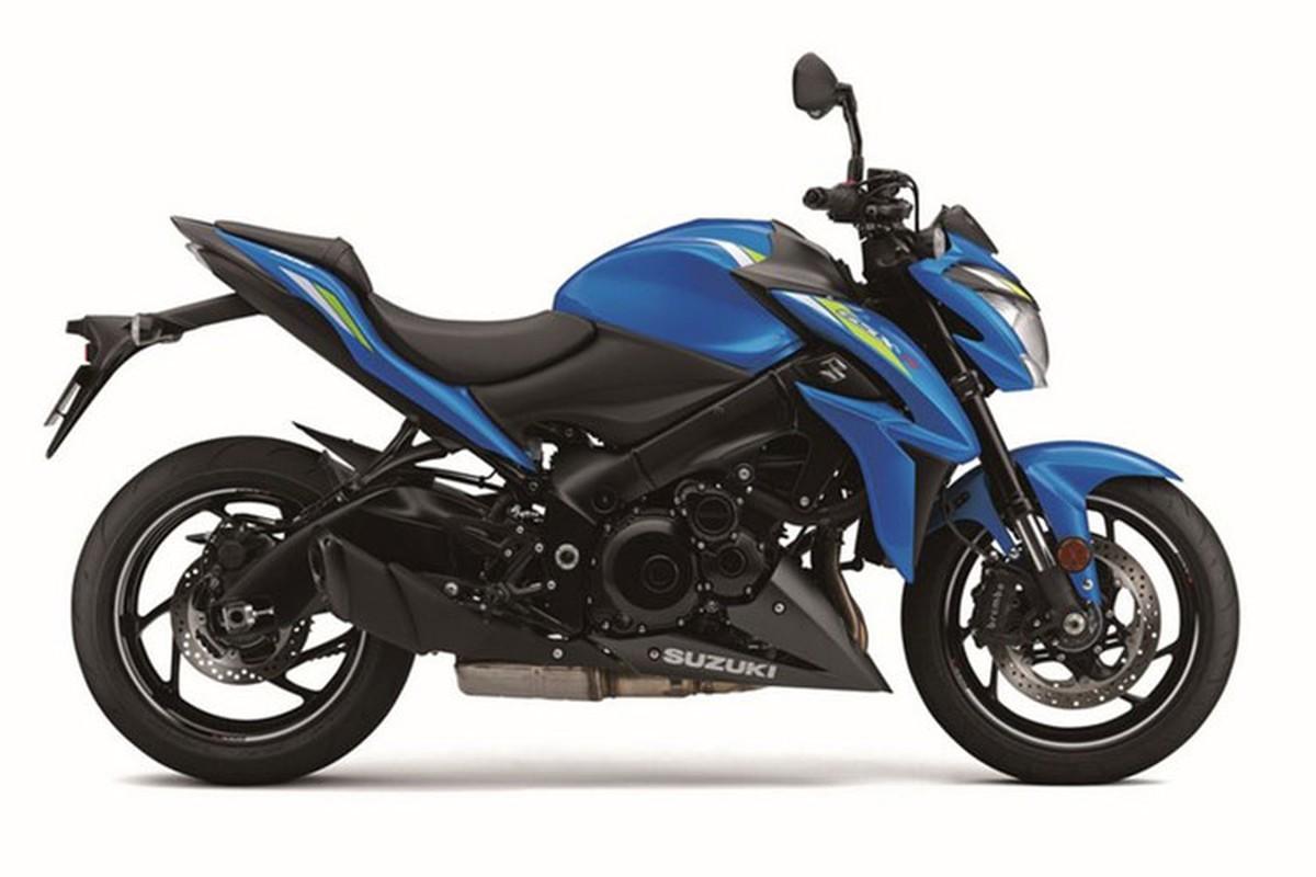 Ra mat Suzuki GSX-S1000 2021 gan 400 trieu dong tai Viet Nam-Hinh-2