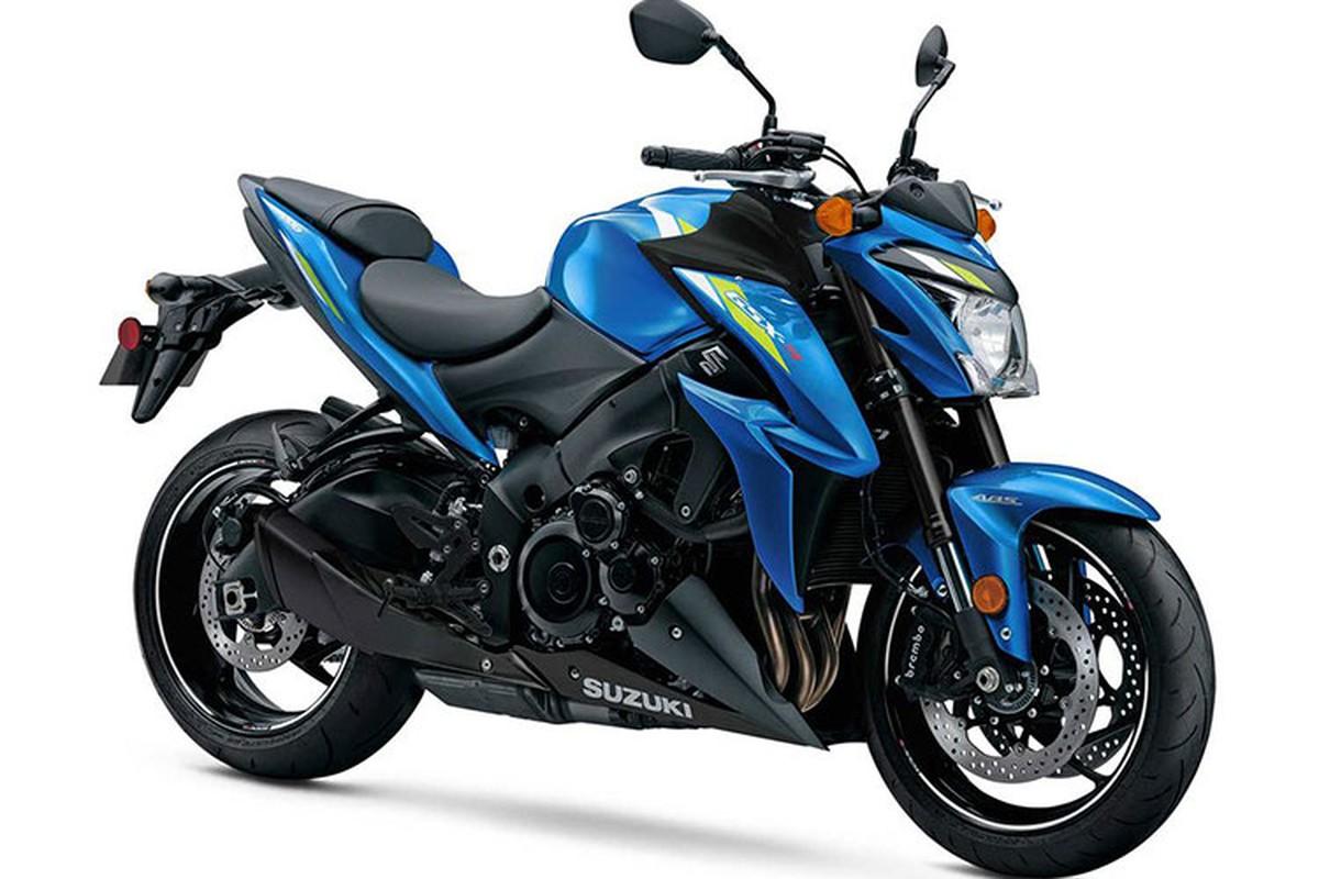 Ra mat Suzuki GSX-S1000 2021 gan 400 trieu dong tai Viet Nam-Hinh-3