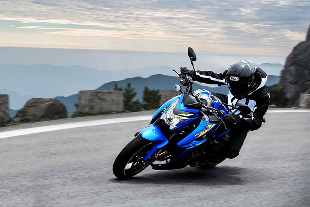 Ra mat Suzuki GSX-S1000 2021 gan 400 trieu dong tai Viet Nam-Hinh-5