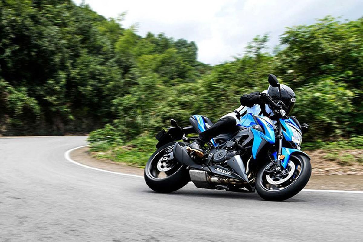 Ra mat Suzuki GSX-S1000 2021 gan 400 trieu dong tai Viet Nam-Hinh-7