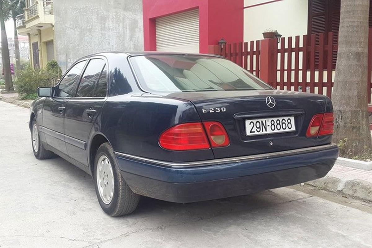 Can canh xe sang Mercedes E230 chi 100 trieu tai Ha thanh-Hinh-3