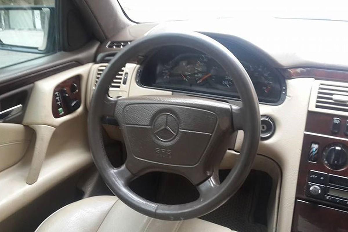 Can canh xe sang Mercedes E230 chi 100 trieu tai Ha thanh-Hinh-5
