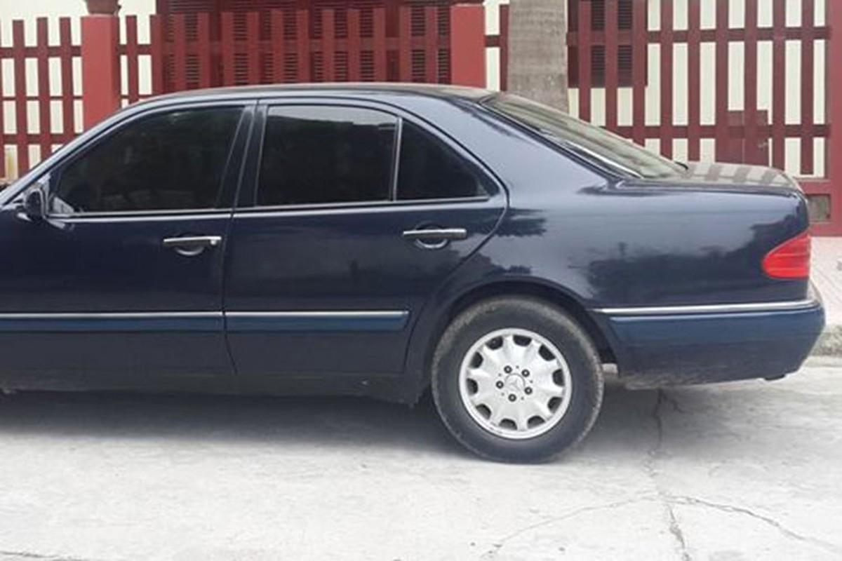Can canh xe sang Mercedes E230 chi 100 trieu tai Ha thanh-Hinh-7
