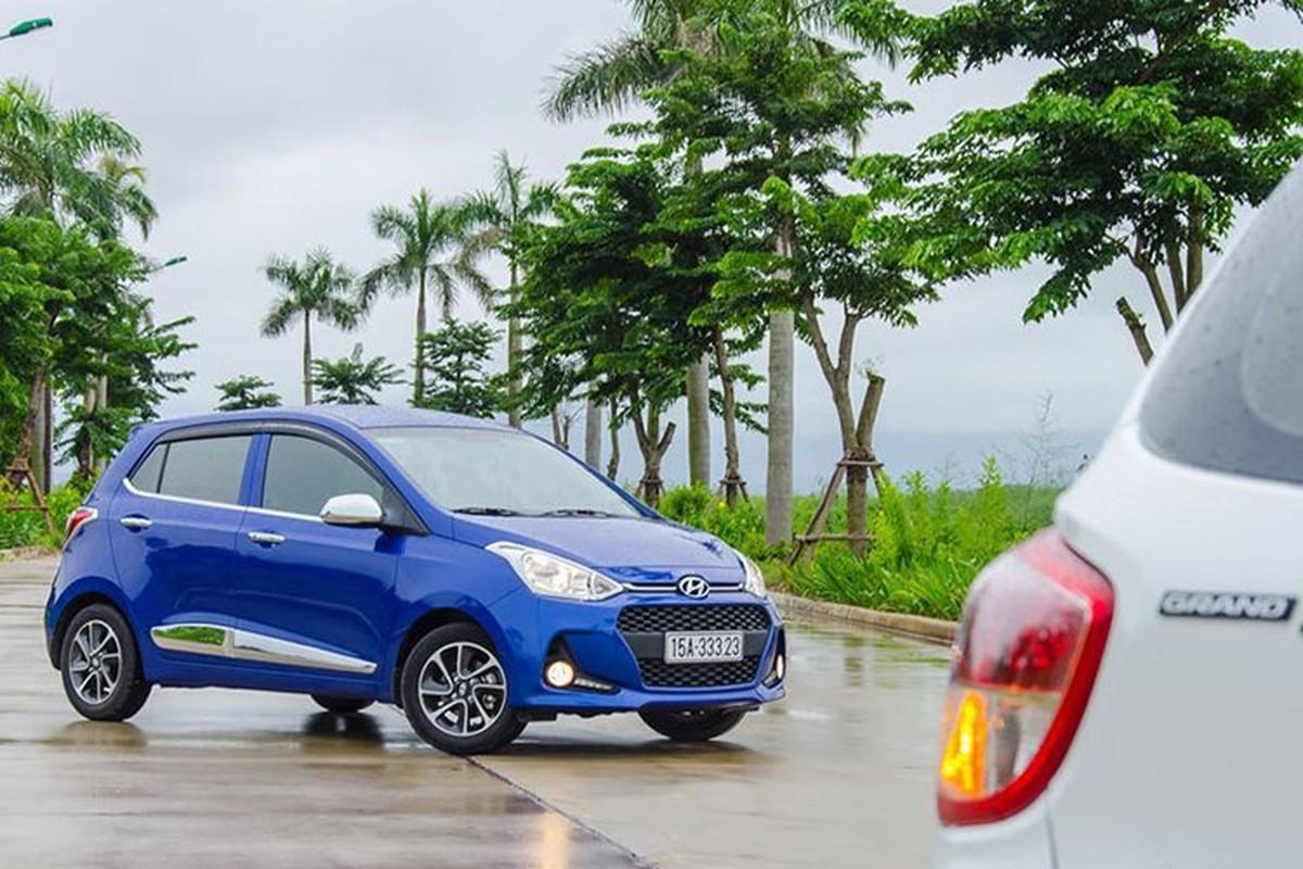 Top oto ban chay nhat thang 12/2020, Honda CR-V len dinh-Hinh-10