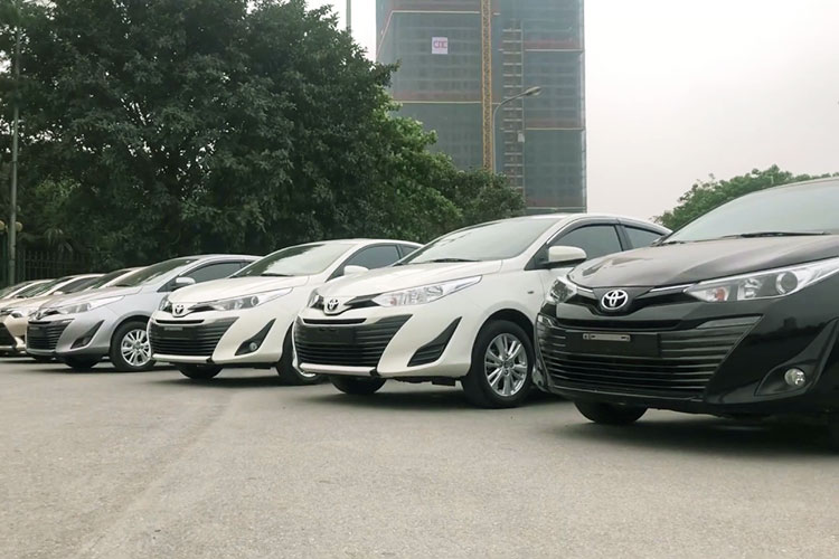Top oto ban chay nhat thang 12/2020, Honda CR-V len dinh-Hinh-3