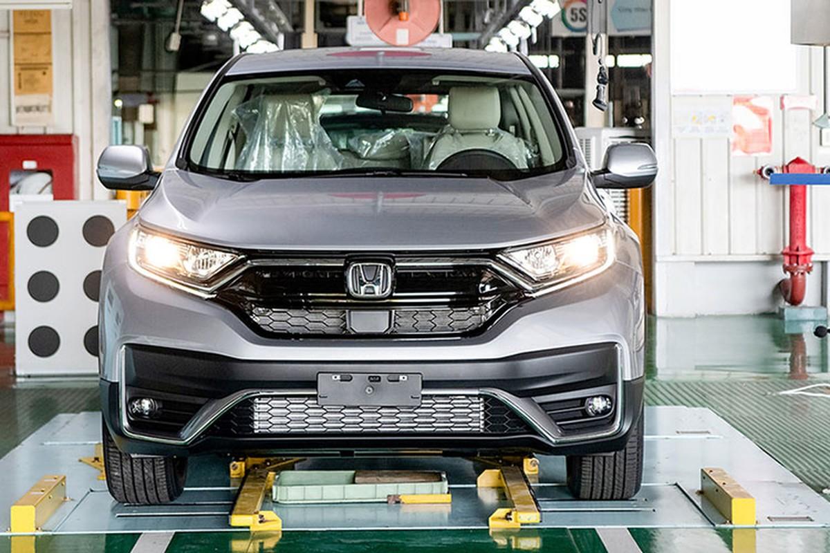 Top oto ban chay nhat thang 12/2020, Honda CR-V len dinh-Hinh-6
