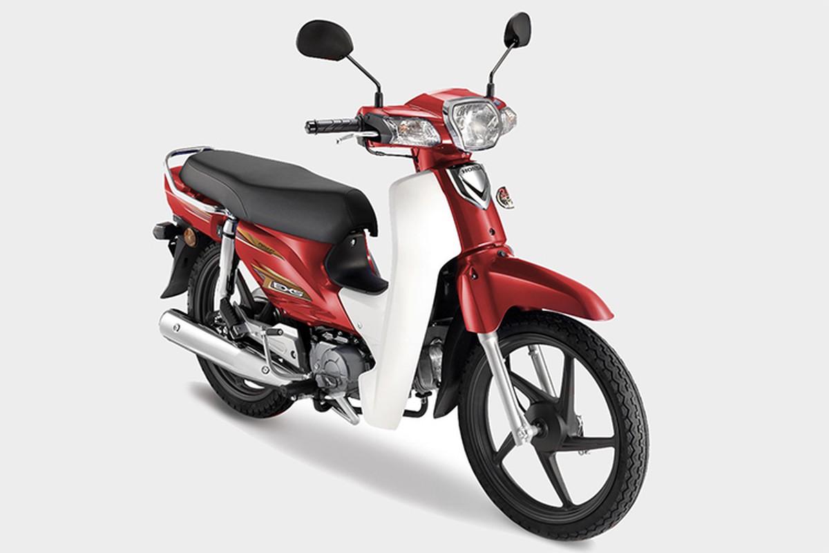 Chi tiet Honda Dream phien ban ki niem 35 nam, hon 27 trieu dong-Hinh-8