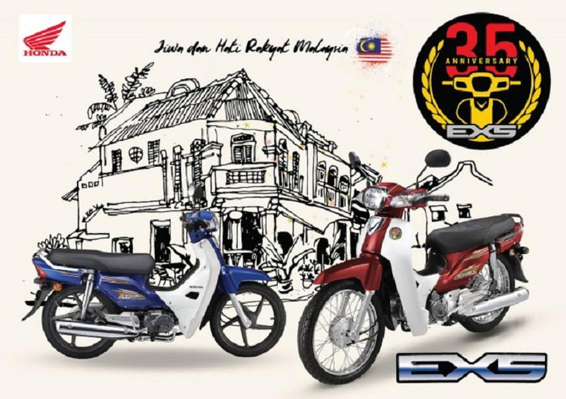 Chi tiet Honda Dream phien ban ki niem 35 nam, hon 27 trieu dong-Hinh-9