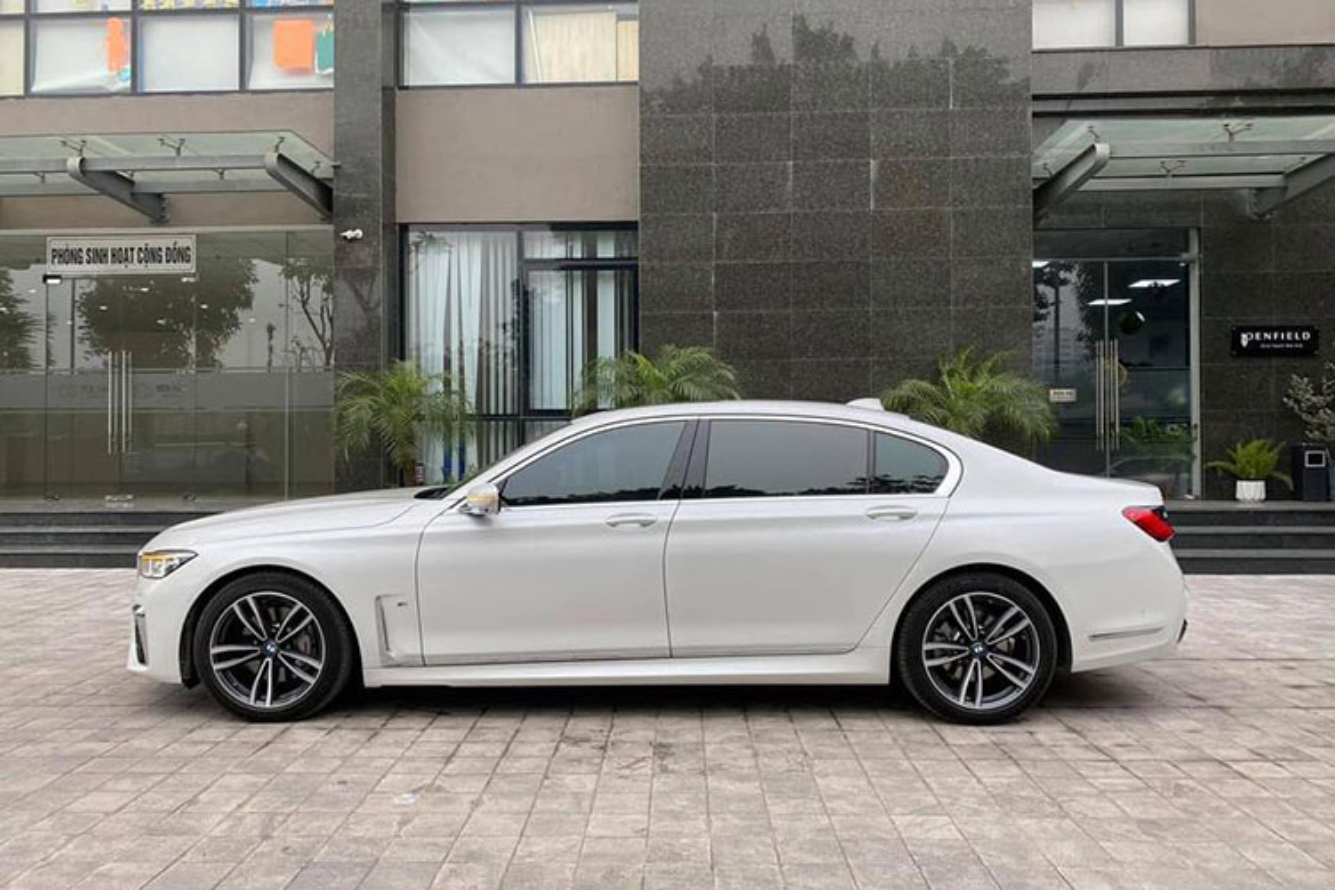 BMW 730Li M-Sport 2020 len san xe cu, gan 4,5 ty o Ha Noi-Hinh-2