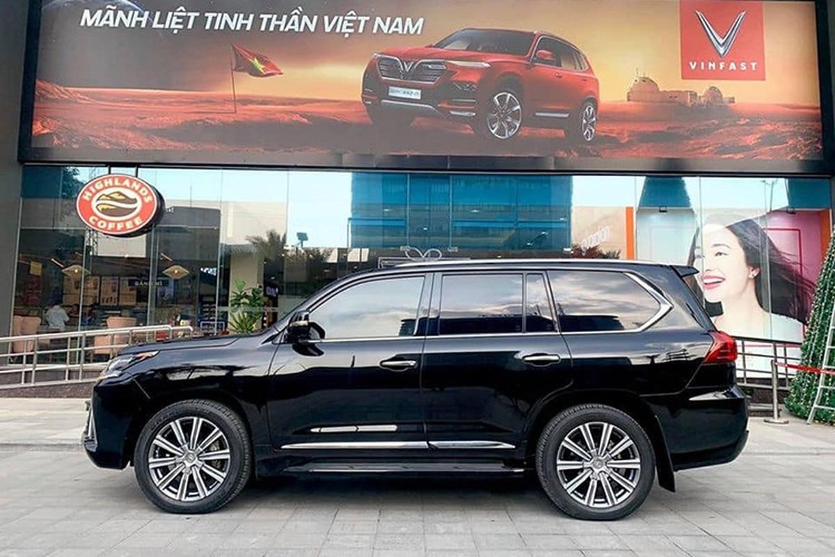 Can canh Lexus LX570 2016 dung chan, ban hon 6 ty o Ha Noi-Hinh-2
