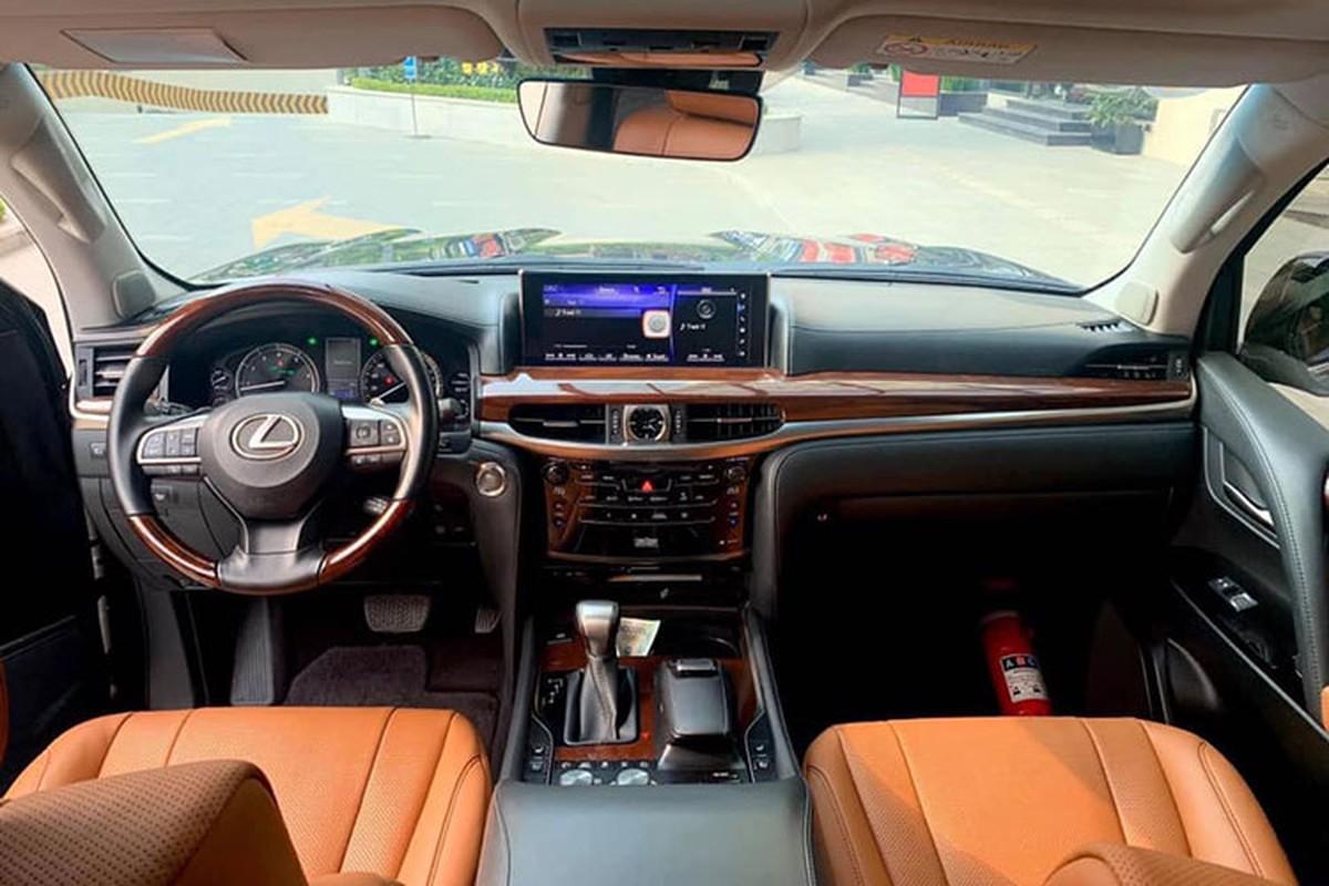 Can canh Lexus LX570 2016 dung chan, ban hon 6 ty o Ha Noi-Hinh-5