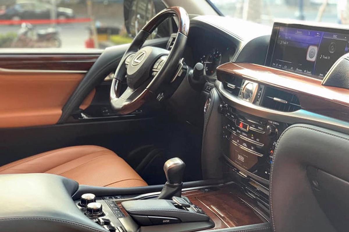 Can canh Lexus LX570 2016 dung chan, ban hon 6 ty o Ha Noi-Hinh-6