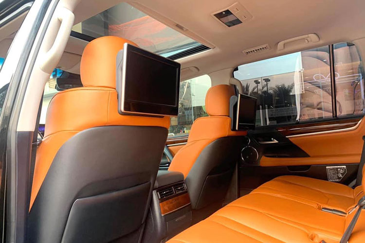 Can canh Lexus LX570 2016 dung chan, ban hon 6 ty o Ha Noi-Hinh-7
